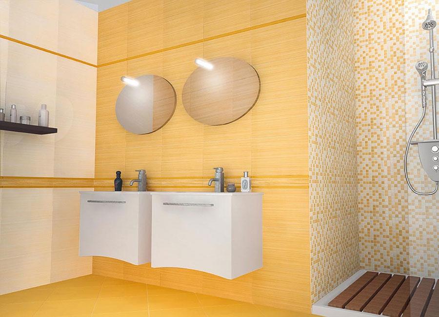 Edera ceramiche fotogallery - Paul ceramiche bagno ...