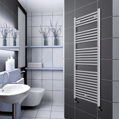 Edera Ceramiche Caltanissetta  Radiatore da bagno